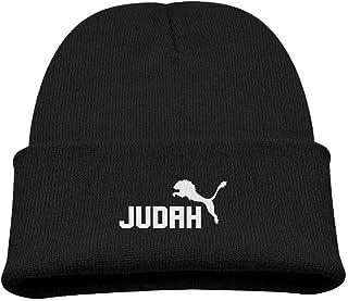 ADGoods Kids Children Lion of Judah Graphic Beanie Hat Knitted Beanie Knit Beanie For Boys Girls Gorra de béisbol para niños
