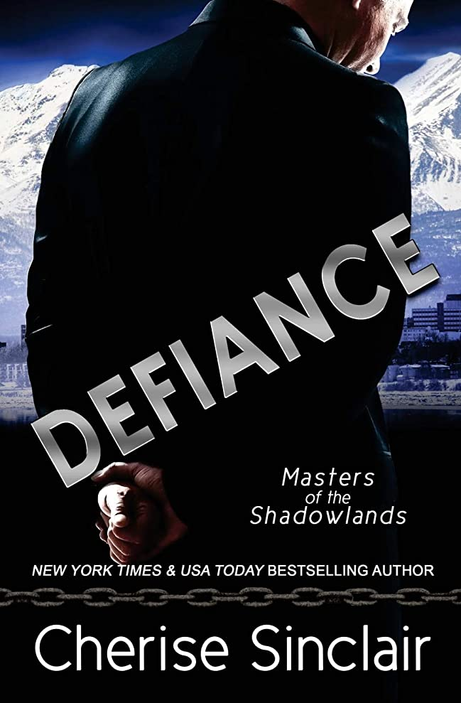 スタジアムブース抜け目がないDefiance: a Masters of the Shadowlands novella