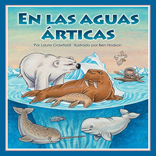 En las aguas árticas [In Arctic Waters] audiobook cover art