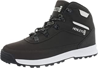 Henleys Mens Travis Lace Up Outdoor Hiking Walking Boots