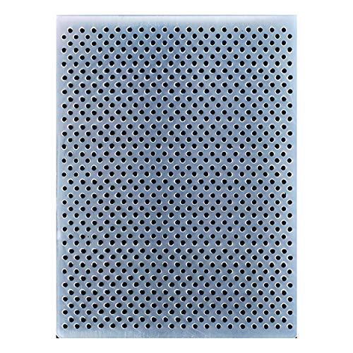 Kwan Crafts - Cartelle in plastica per goffratura, per Biglietti, Scrapbooking e Altri lavori con Carta, 10,5 x 14,5 cm
