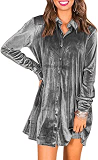 Best silver grey party dresses Reviews
