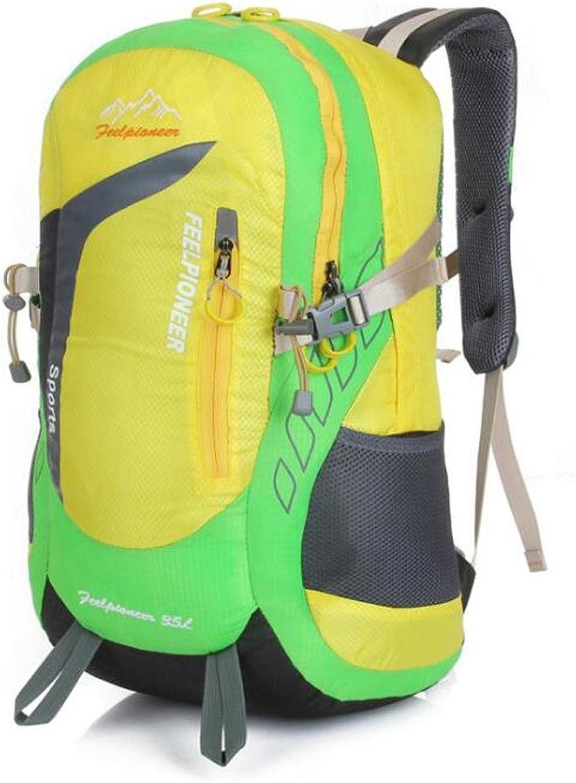 SZH&BEIB Im Freien wasserdichte Tasche Klettern Wanderrucksack Multifunktions-Camping Sport 35L B072F5SDH7  Guter weltweiter Ruf