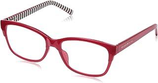 Women's Tenille Cat-Eye Reading Glasses, Milky Red, 52...