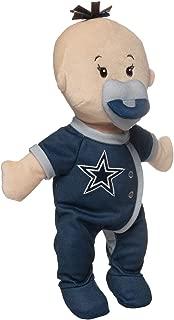 Baby Fanatic NFL Dallas Cowboys DAC750DAC750 Team Logo Figure, Multicolor, One Size