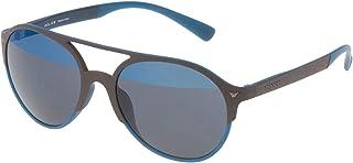 Police - SPL163V55MB6H Gafas de sol, Marrón, 55 Unisex