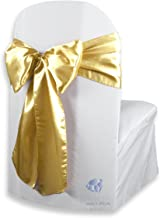 Best ribbon chair sashes Reviews