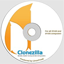 CloneZilla - System Deployment and Imaging Solution similar to Norton Ghost