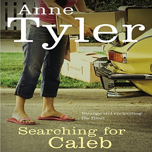 Searching for Caleb audiobook cover art
