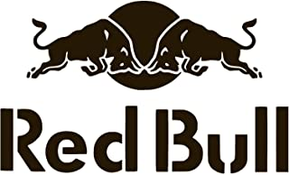 Best red bull vinyl decal Reviews