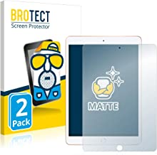 """brotect 2X Entspiegelungs-Schutzfolie kompatibel mit Apple iPad 10.2"""" 2019 (7. Generation) - Anti-Reflex, Matt"""