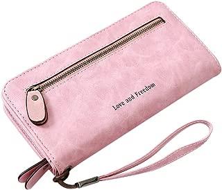 ♬LILICAT Mode Femmes Lichee Motif Carte Bancaire Paquet Porte-Carte Titulaire L/ézard Mod/èle Carte Bancaire Paquet Certificat Bourse