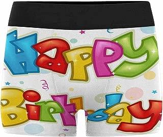 Best happy birthday boxer Reviews