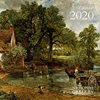 National Gallery - Britain's Favourite Art 2020 Calendar