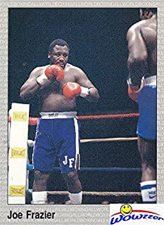 Joe Frazier 1991 All World #90 Boxing Card in MINT Condition ! Shipped in Ultra Pro Top Loader to Protect it! Vintage Card over 25 Years old of Boxing Legend!