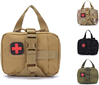 Graycell Tactical Rip Away EMT Pouch Molle IFAK Medical Kit Bag