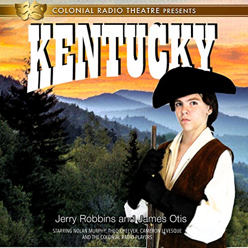 Kentucky audiobook cover art