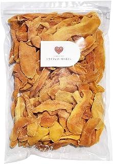 ドライマンゴー切り落とし 1kg 不揃い ドライフルーツ 天然完熟マンゴー使用