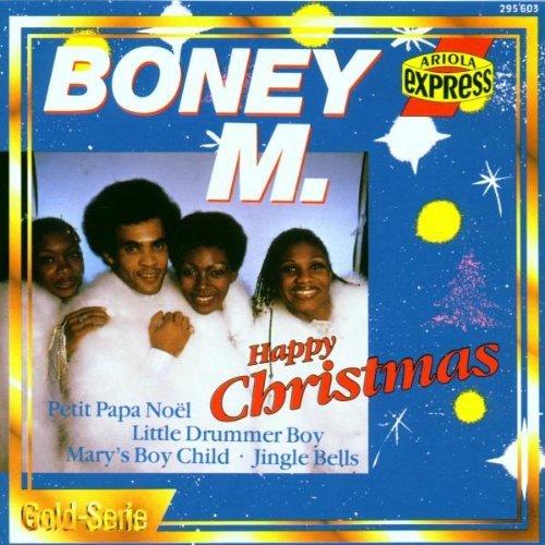 Happy Christmas by Boney M (1998-12-15)