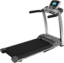 Life Fitness Folding Treadmill - F3 with Go Console