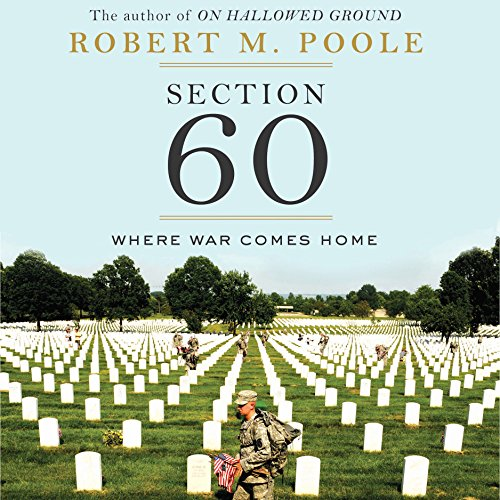 Section 60 audiobook cover art
