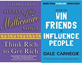Secrets Of The Millionaire Mind +Past Lives for Beginners (Set of 2 Books)