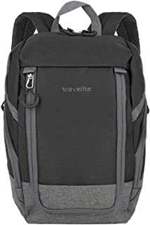 "travelite ""Basics"": backpacks for city trips, cycling and hiking tours — modern, functional, secure."