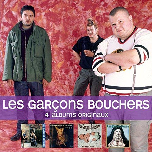 4cd Originaux: les Garçons Bouchers / Tome 2 / on a Mal Vieilli... / Vacarmélite Ou la Nonne Bruyante