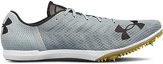 Men's Micro G Pursuit Running Shoe, Steel (106)/Rhino Gray, 9.5