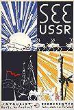 Russisches Reise-Poster 1932 sowjetische Plakat-Kunst