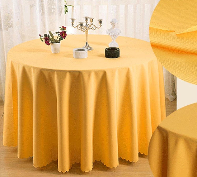 RENHommes Nappes de Nappe de Couleur Unie de Restaurant avec des nappes Anti-Rides faciles à Laver de Repassage, 2