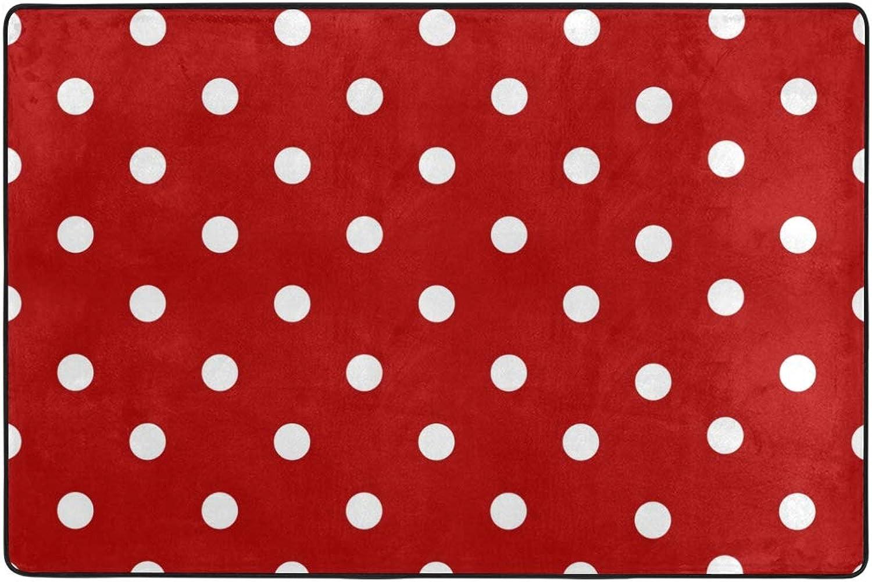 MALPLENA Poinsettia Christmas Spirit Entry Way Door Mat Doormat Area Rug Carpet Floor Mats shoes Scraper for Living Room Dining Room Bedroom Kitchen Non Slip