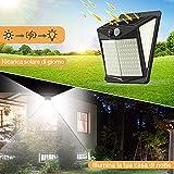 Zoom IMG-1 luce solare led esterno 3