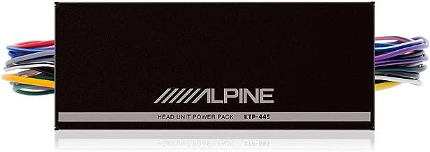 alpine ktp 445u power pack install