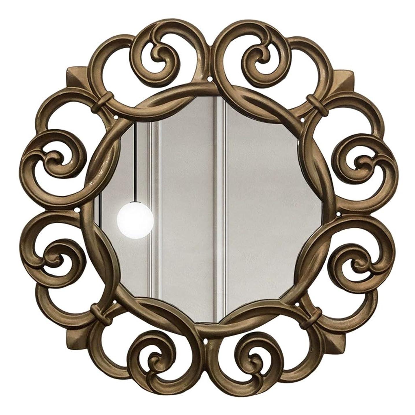 ニュージーランド絶望宿題をする壁用化粧鏡、丸型化粧台鏡、寝室用のバスルームミラー、オフィス、リビングルーム、ダイニングルームの壁の装飾20