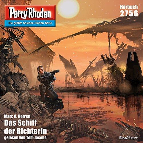 Das Schiff der Richterin (Perry Rhodan 2756) Titelbild