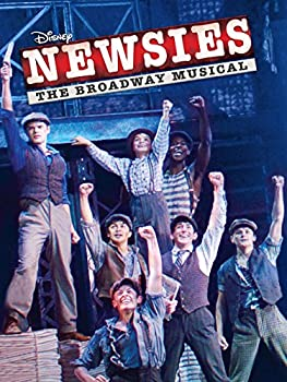 Newsies  The Broadway Musical  With Bonus Content
