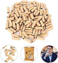 GOLRISEN Filtros Cigarrillos Desechables,120 unids Boquillas