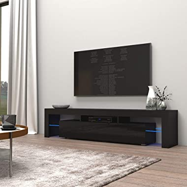 TV Stand Solo 200 Modern LED TV Cabinet/Living Room Furniture/Tv Cabinet fit for up to 90-inch TV Screens/High Capacity Tv Co