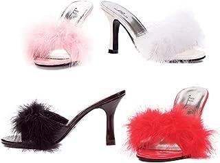 Best cheap fluffy heels Reviews