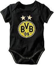 Borussia 2ER-Set ich schrei f/ür Dich Borussia Dortmund BVB Babybody