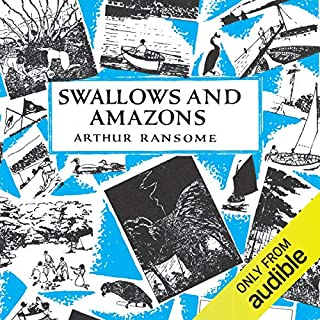 Swallows and Amazons     Swallows and Amazons Series, Book 1              By:                                                                                                                                 Arthur Ransome                               Narrated by:                                                                                                                                 Gareth Armstrong                      Length: 8 hrs and 40 mins     594 ratings     Overall 4.4