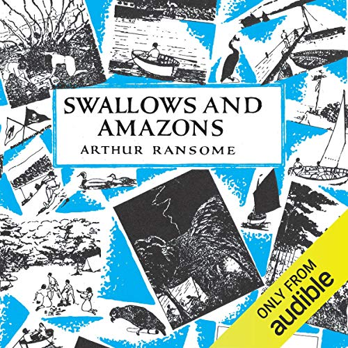 Page de couverture de Swallows and Amazons