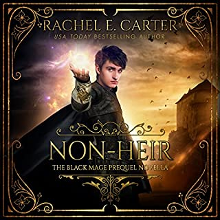 Non-Heir audiobook cover art