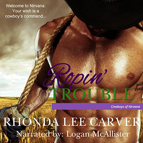 Ropin' Trouble cover art