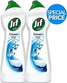 Jif Cream Cleaner Original, 500 ml Twin Pack