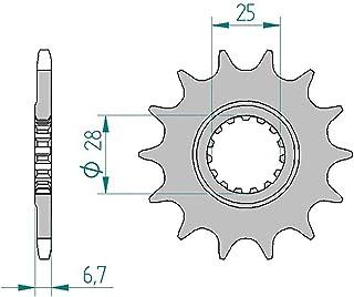 Suchergebnis Auf Für Kettenritzel Afam Kettenritzel Antrieb Getriebe Auto Motorrad