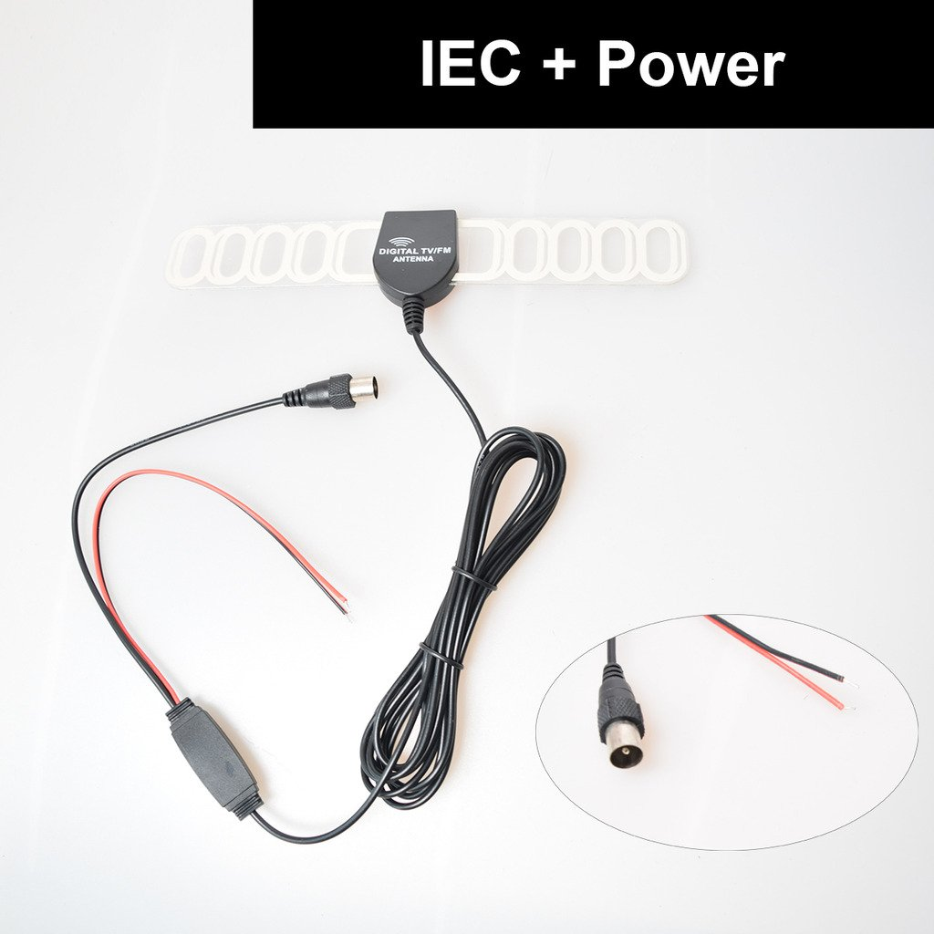 Automobile Antenna Amplifier Booster Digital