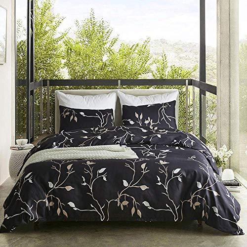 771 Duvet Cover Sets Time Printing Comfortable Bedding Quilting Bedroom Set 100% Microfiber King(264 * 229cm)
