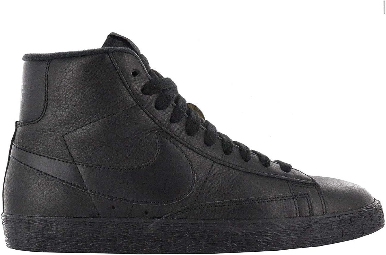 Nike Blazer Mid SE Ladies Footwear Black Womens Trainers Sneaker shoes